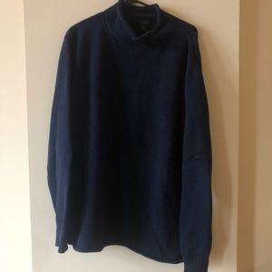 Jcrew mock neck sweater